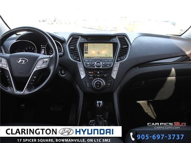 2015 Hyundai Santa Fe Sport 2.0T Limited (Stk: U795) in Clarington - Image 19 of 27