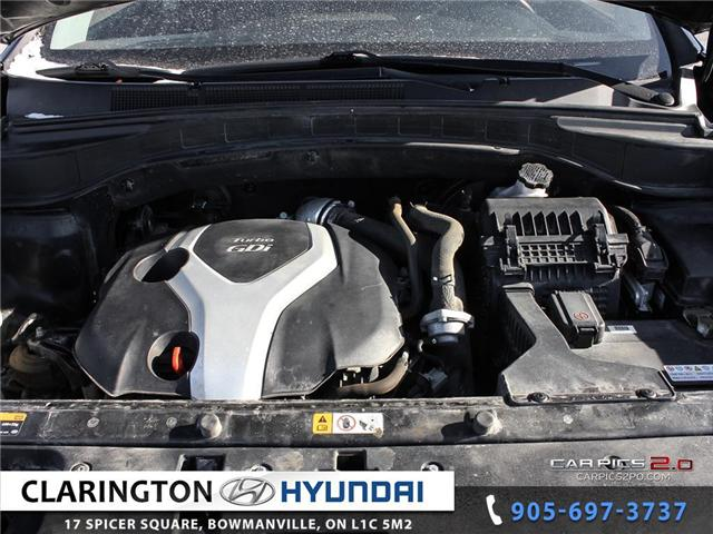 2015 Hyundai Santa Fe Sport 2.0T Limited (Stk: U795) in Clarington - Image 22 of 27