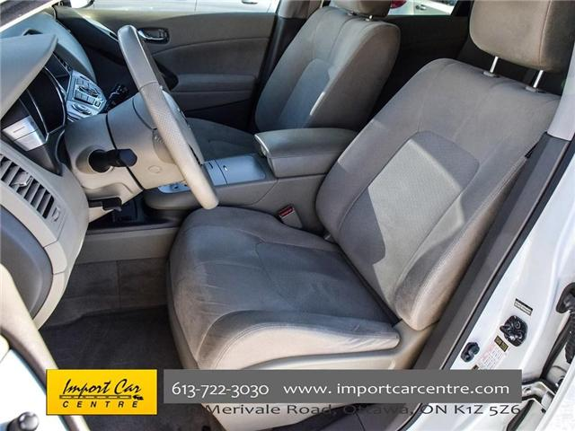 2012 Nissan Murano SV (Stk: 215084) in Ottawa - Image 11 of 23