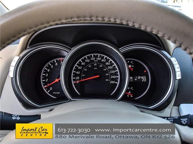 2012 Nissan Murano SV (Stk: 215084) in Ottawa - Image 13 of 23