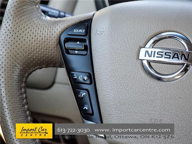 2012 Nissan Murano SV (Stk: 215084) in Ottawa - Image 21 of 23