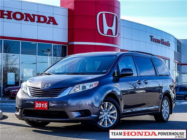 2015 Toyota Sienna LE (Stk: 3190) in Milton - Image 1 of 28