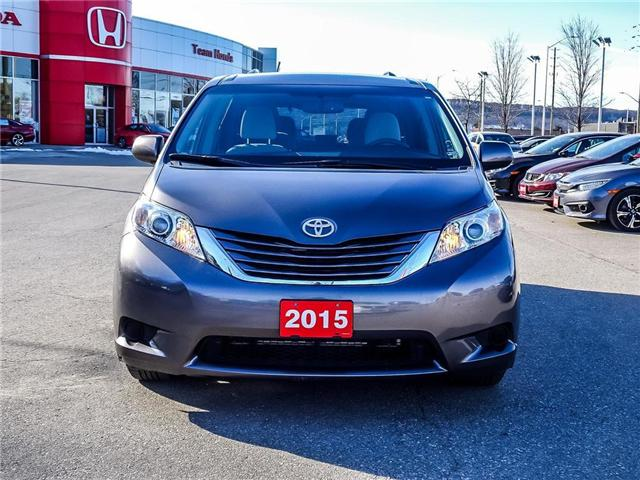 2015 Toyota Sienna LE (Stk: 3190) in Milton - Image 2 of 28