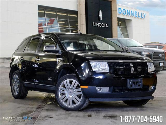 2009 Lincoln MKX Base (Stk: PBWDU5781B) in Ottawa - Image 1 of 27