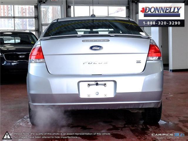 2010 Ford Focus SE (Stk: PBWDU5743A) in Ottawa - Image 5 of 28