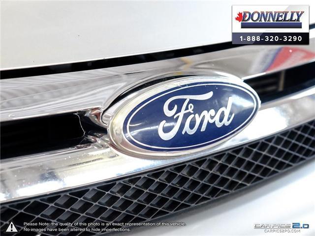 2010 Ford Focus SE (Stk: PBWDU5743A) in Ottawa - Image 8 of 28