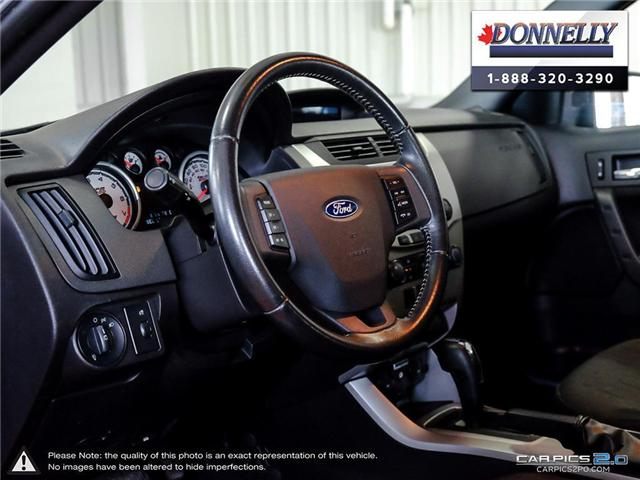 2010 Ford Focus SE (Stk: PBWDU5743A) in Ottawa - Image 11 of 28
