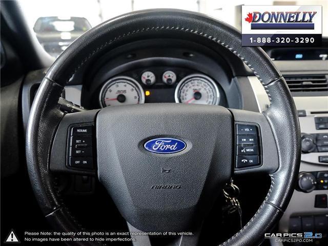 2010 Ford Focus SE (Stk: PBWDU5743A) in Ottawa - Image 12 of 28