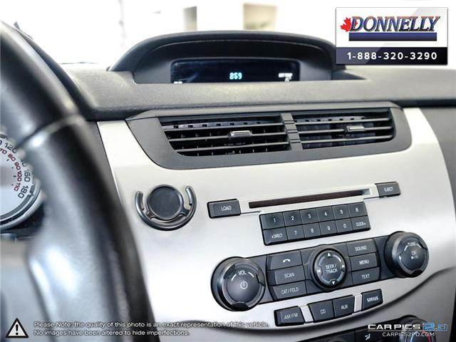 2010 Ford Focus SE (Stk: PBWDU5743A) in Ottawa - Image 18 of 28