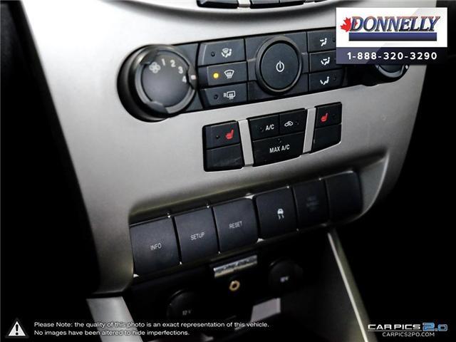 2010 Ford Focus SE (Stk: PBWDU5743A) in Ottawa - Image 20 of 28