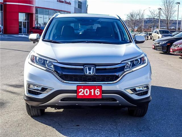 2016 Honda CR-V Touring (Stk: 3203) in Milton - Image 2 of 29
