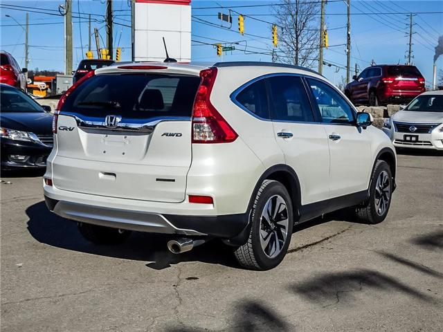 2016 Honda CR-V Touring (Stk: 3203) in Milton - Image 5 of 29