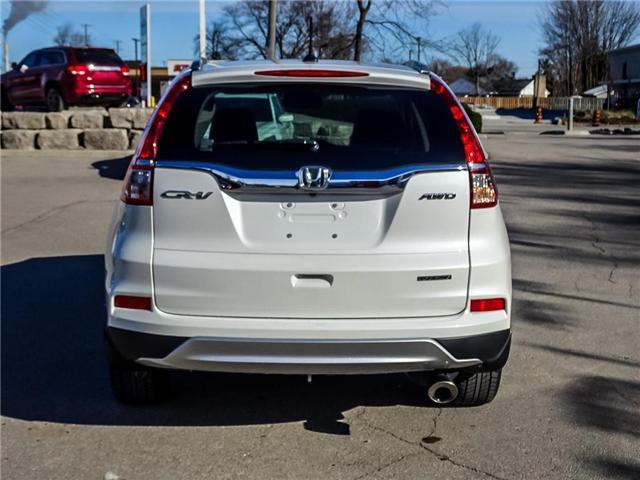 2016 Honda CR-V Touring (Stk: 3203) in Milton - Image 6 of 29