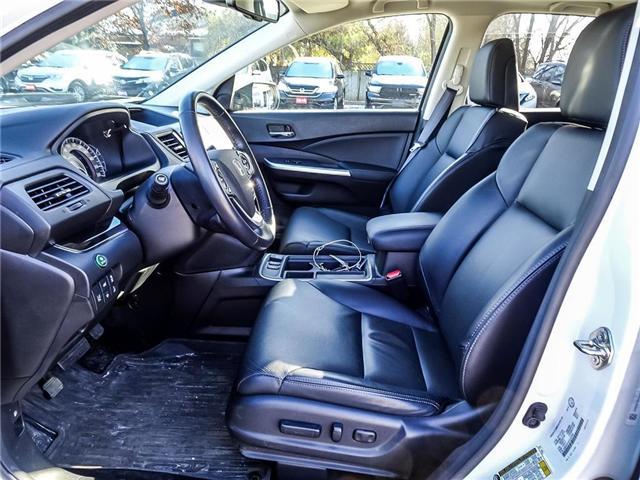 2016 Honda CR-V Touring (Stk: 3203) in Milton - Image 11 of 29