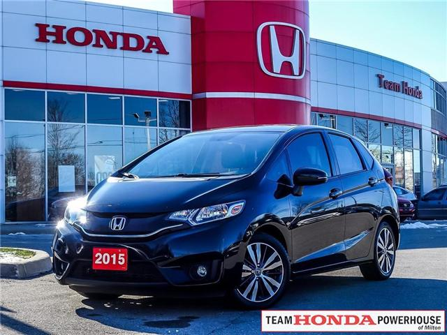 2015 Honda Fit EX-L (Stk: 3206) in Milton - Image 1 of 28