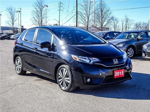 2015 Honda Fit EX-L (Stk: 3206) in Milton - Image 3 of 28