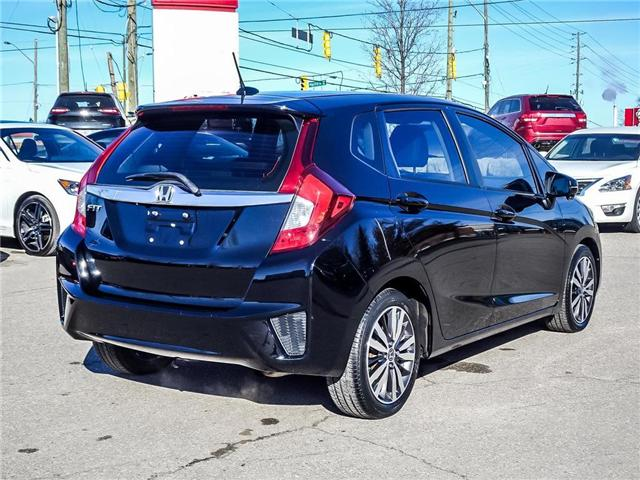 2015 Honda Fit EX-L (Stk: 3206) in Milton - Image 5 of 28