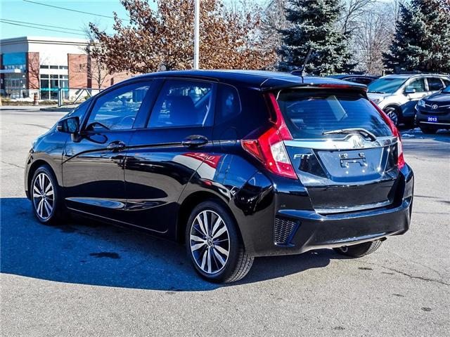 2015 Honda Fit EX-L (Stk: 3206) in Milton - Image 7 of 28