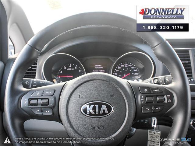 2019 Kia Sedona LX (Stk: CLKUR2203) in Kanata - Image 13 of 27