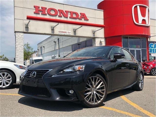 2016 Lexus IS 300 Base (Stk: 7471P) in Scarborough - Image 1 of 20