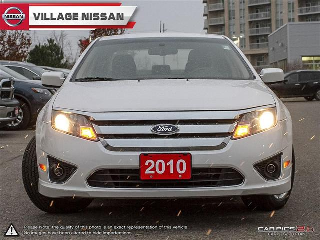 2010 Ford Fusion SEL (Stk: 80843A) in Unionville - Image 2 of 27