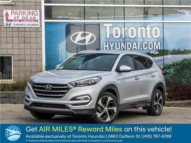 2016 Hyundai Tucson Premium 1.6 (Stk: U06338) in Toronto - Image 1 of 20