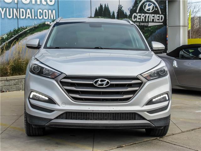 2016 Hyundai Tucson Premium 1.6 (Stk: U06338) in Toronto - Image 2 of 20