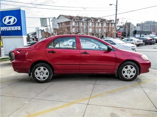 2004 Toyota Corolla CE (Stk: U06343) in Toronto - Image 4 of 11