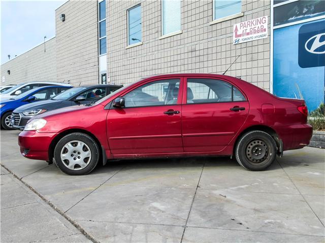 2004 Toyota Corolla CE (Stk: U06343) in Toronto - Image 6 of 11