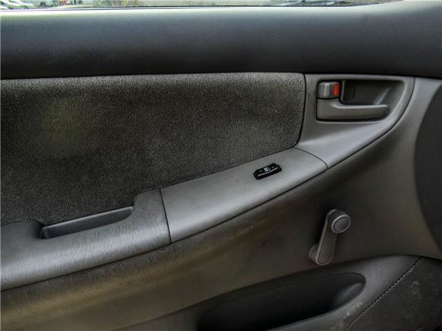 2004 Toyota Corolla CE (Stk: U06343) in Toronto - Image 7 of 11