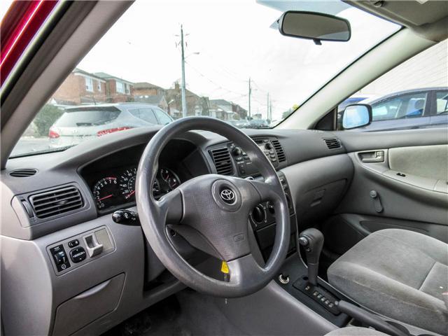 2004 Toyota Corolla CE (Stk: U06343) in Toronto - Image 8 of 11