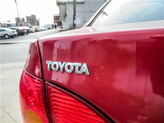 2004 Toyota Corolla CE (Stk: U06343) in Toronto - Image 10 of 11