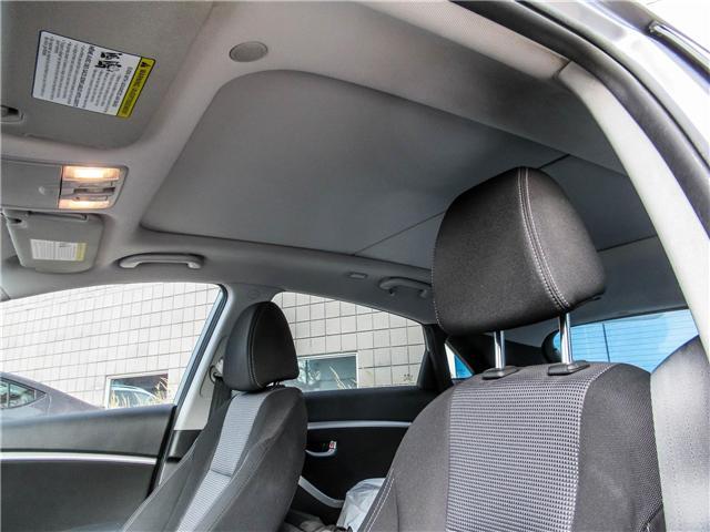 2016 Hyundai Elantra GT GLS (Stk: GU0030) in Toronto - Image 13 of 15