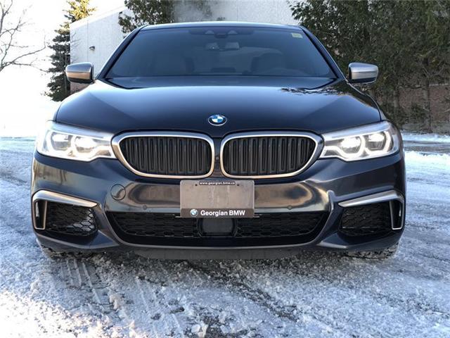 2018 BMW M550i xDrive (Stk: B19053-1) in Barrie - Image 3 of 21
