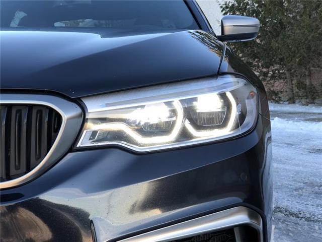 2018 BMW M550i xDrive (Stk: B19053-1) in Barrie - Image 4 of 21