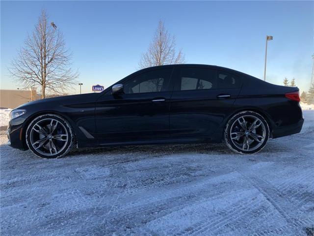 2018 BMW M550i xDrive (Stk: B19053-1) in Barrie - Image 5 of 21