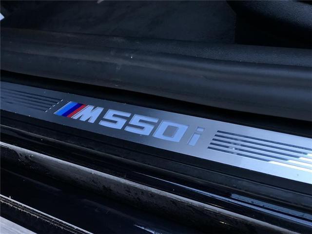 2018 BMW M550i xDrive (Stk: B19053-1) in Barrie - Image 9 of 21