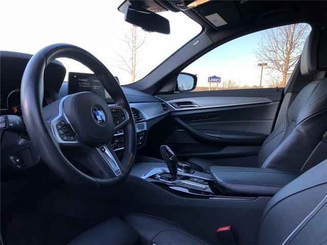 2018 BMW M550i xDrive (Stk: B19053-1) in Barrie - Image 10 of 21