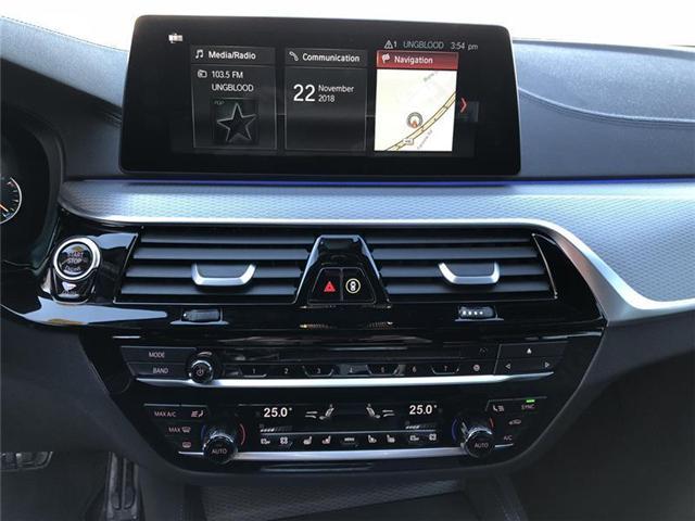 2018 BMW M550i xDrive (Stk: B19053-1) in Barrie - Image 13 of 21