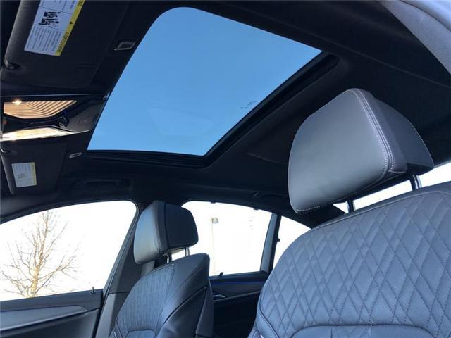 2018 BMW M550i xDrive (Stk: B19053-1) in Barrie - Image 15 of 21