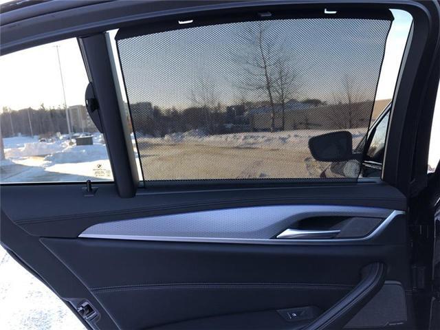 2018 BMW M550i xDrive (Stk: B19053-1) in Barrie - Image 16 of 21