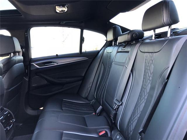 2018 BMW M550i xDrive (Stk: B19053-1) in Barrie - Image 17 of 21