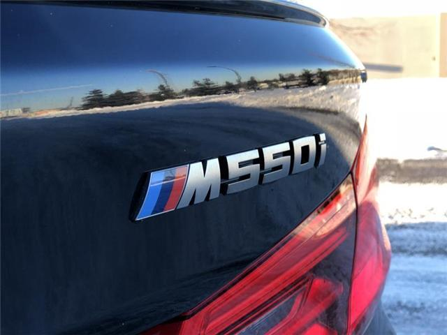 2018 BMW M550i xDrive (Stk: B19053-1) in Barrie - Image 20 of 21