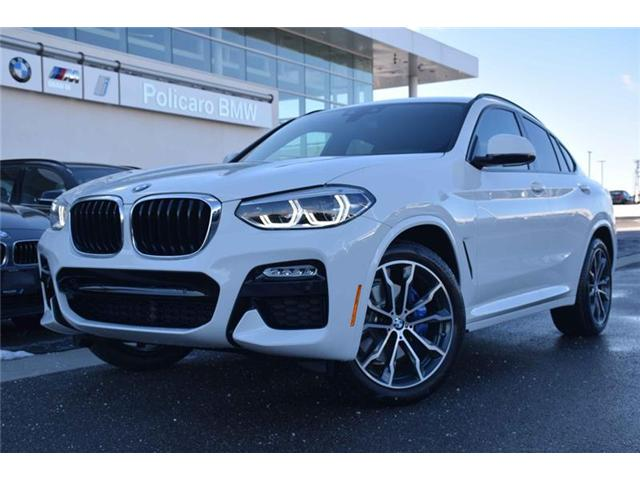 2019 BMW X4 xDrive30i (Stk: 9G53039) in Brampton - Image 1 of 12