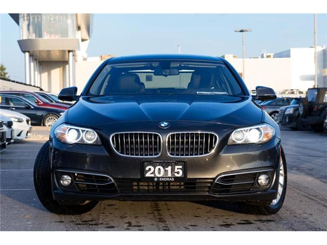 2015 BMW 528i xDrive (Stk: 52351A) in Ajax - Image 2 of 22