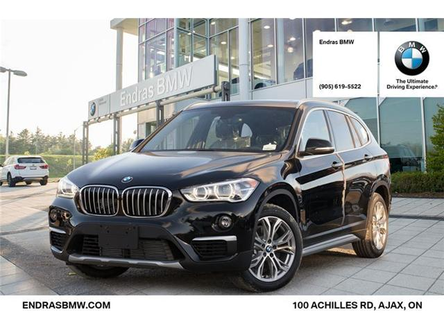 2018 BMW X1 xDrive28i (Stk: 12904) in Ajax - Image 1 of 22