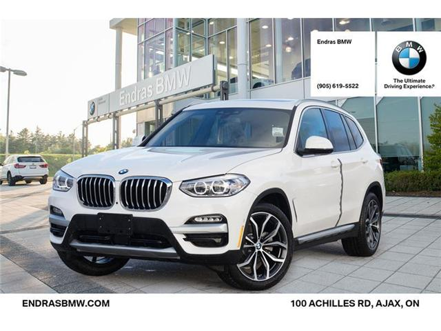 2019 BMW X3 xDrive30i (Stk: 35345) in Ajax - Image 1 of 22