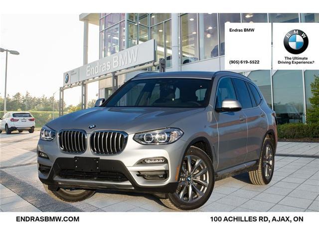 2019 BMW X3 xDrive30i (Stk: 35357) in Ajax - Image 1 of 21