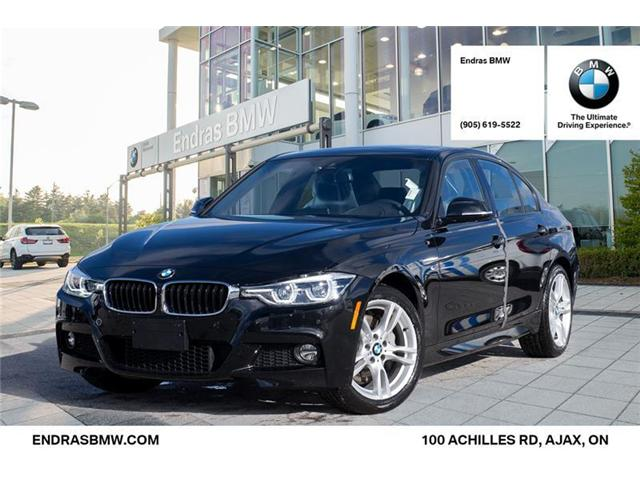 2018 BMW 340i xDrive (Stk: 35382) in Ajax - Image 1 of 22