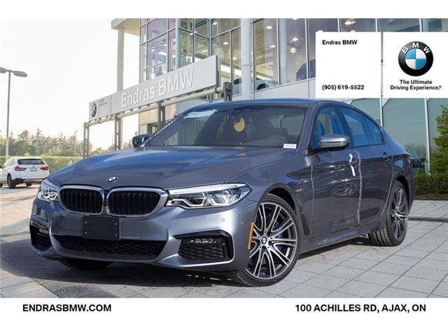 2019 BMW 540i xDrive (Stk: 52426) in Ajax - Image 1 of 22